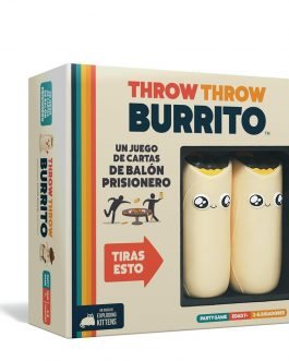 Throw Throw Burrito Juego de Mesa