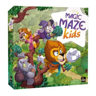 Juego de Mesa Magic Maze Kids