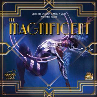 Juego de Mesa The Magnificent