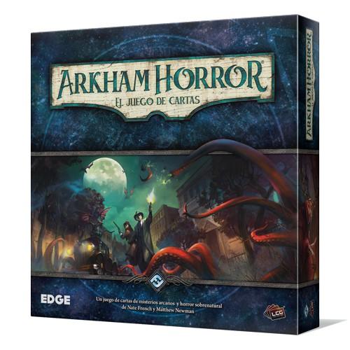 Juego de Mesa Arkham Horror el Juego de Cartas