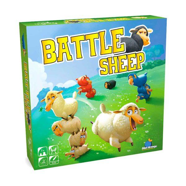 Juego de Mesa Battle Sheep