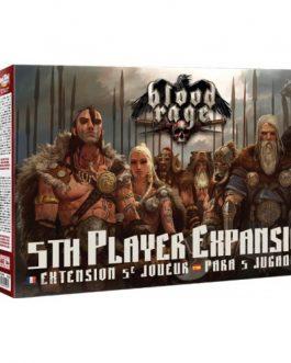 Blood Rage: Expansion para 5 jugadores
