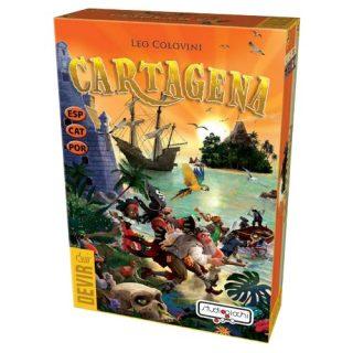 Juego de Mesa Cartagena