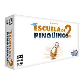 Juego de Mesa Escuela de Pingüinos 2