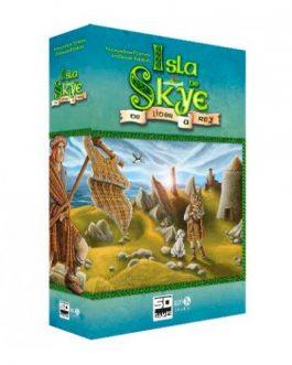 Juego de Mesa Isla de Skye: De líder a rey