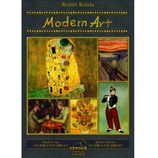 Juego de Mesa Modern Art