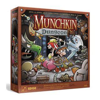 Juego de Mesa Munchkin Dungeon
