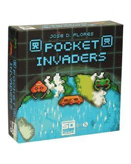 Juego de Mesa Pocket Invaders