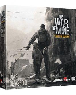 This War of mine. Diarios de guerra: Dias de Asedio