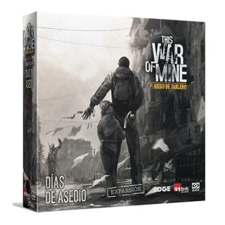 This War of mine. Diarios de guerra: Dias de Asedio