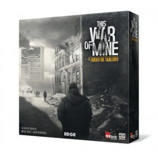 Juego de Mesa This War of Mine
