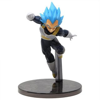 FIGURA DRAGON BALL SUPER: BROLY MOVIE ULTIMATE SOLDIERS THE MOVIE III - VEGETA