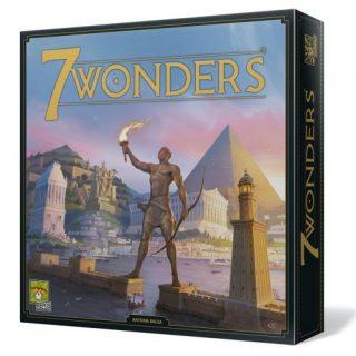 Juego de Mesa 7 Wonders - Nueva Edición