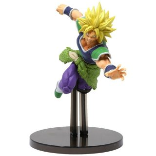 FIGURA DRAGONBALL SUPER MATCH MAKERS SUPER SAIYAN BROLY