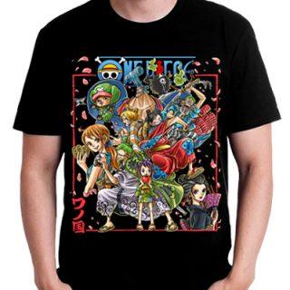 Polera Personalizada One Piece
