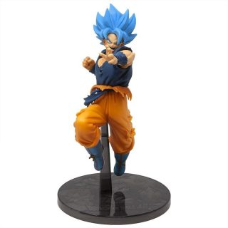 FIGURA DRAGON BALL SUPER: BROLY ULTIMATE SOLDIERS THE MOVIE II - SUPER SAYAYIN BLUE GOKU