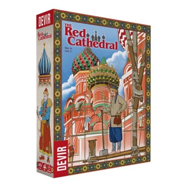 Juego de Mesa The Red Cathedral
