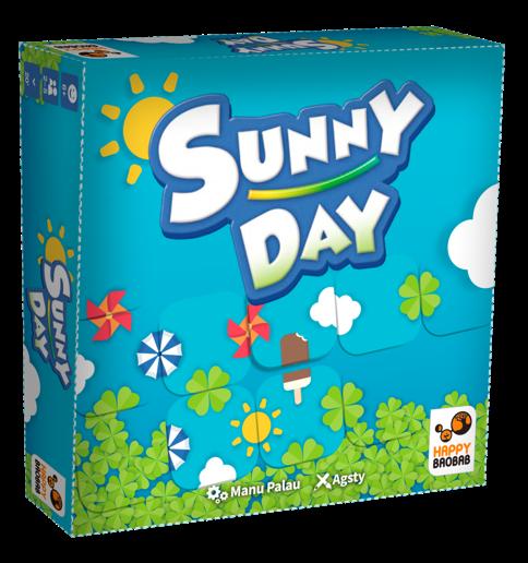 Juego de Mesa para Niños Sunny Days