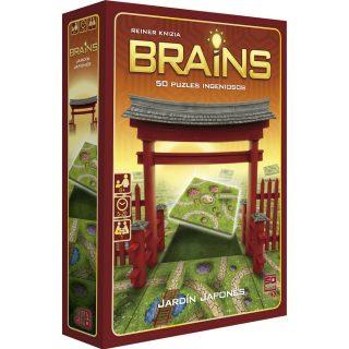 Juego de Mesa Brains - Jardín Japones