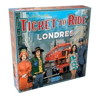 Juego de Mesa Ticket to Ride Londres