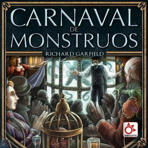 Juego de Mesa Carnaval de Monstruos