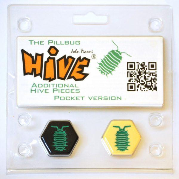 Hive Pocket: expansión bicho bola (Pillbug)