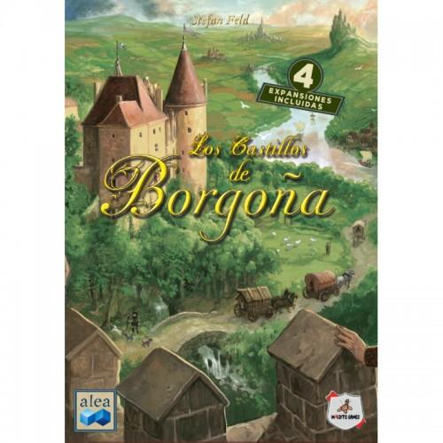 Los castillos de Borgoña