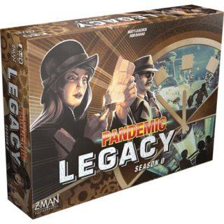 Juego de Mesa Pandemic Legacy Temporada 0