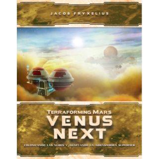 TerraformingMars:Venus next