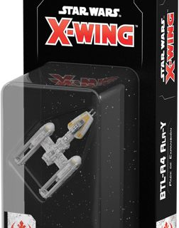 X-Wing 2nd Ed: BTL-A4 Ala-Y