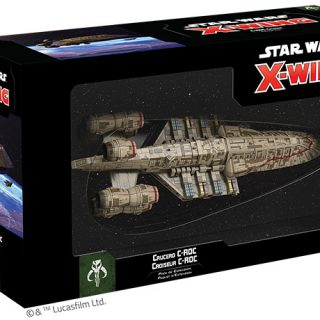 X-Wing 2nd Ed: Crucero C-ROC