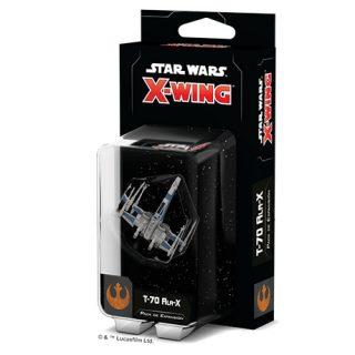 X-Wing 2nd Ed: T-70 Ala X