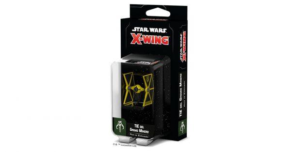 X-Wing 2nd Ed: TIE del Gremio Minero