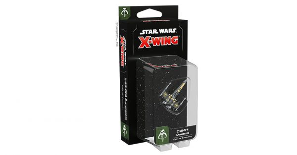 X-Wing 2nd Ed: Z-95-AF4 Cazacabezas
