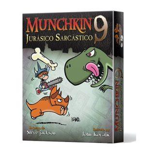 Juego de Mesa Munchkin Jurasico Sarcastico