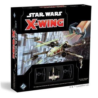 Juego de Mesa Star Wars: X-Wing Segunda edición