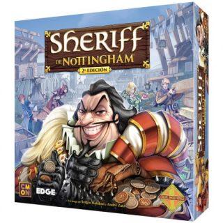 El Sheriff de Nothingham 2da Edicion