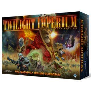 Twilight Imperium Cuarta Edicion