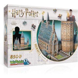 Puzzle 3D Harry Potter – Gran Comedor
