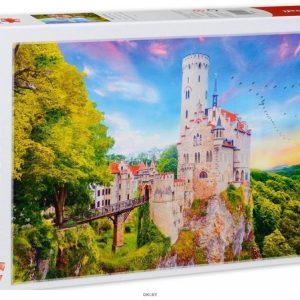 Puzzle 1000 piezas Lichtentein Castle, Alemania
