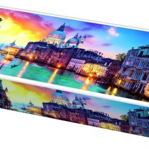 Puzzle Panorámico 1000 piezas Canal Grande, Venecia