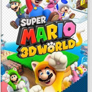 Super Mario 3D World Bowser´s Fury