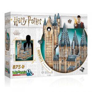 Puzzle 3D Harry Potter – Torre de Astronomía