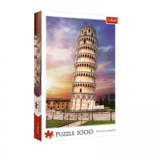Puzzle 1000 piezas Torre de Pisa