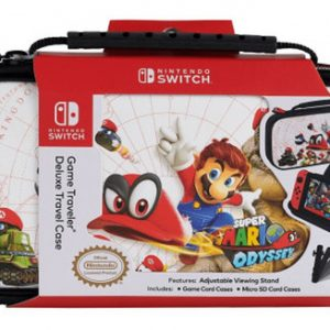 Estuche Game Traveler deluxe Super Mario Odyssey
