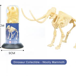 Esqueleto dinosaurio armable - Mamut
