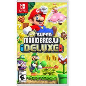 Super Mario Bros.U Deluxe Switch