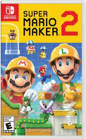 Super Mario Make 2 Switch