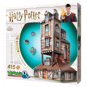 Puzzle 3D Harry Potter: Weasley family Home