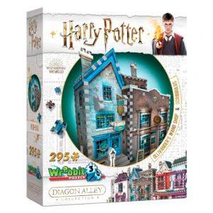 Puzzle 3D Harry Potter – Tienda de varitas